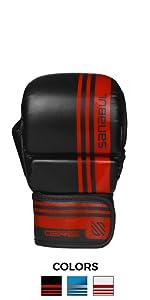 mma grappling 7oz gloves