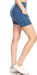 Premium Nylon Athletic Shorts