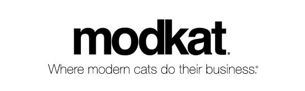 Modkat. Where modern cats do their business.