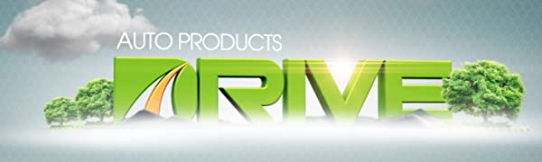 Drive Auto Products Sky Logo