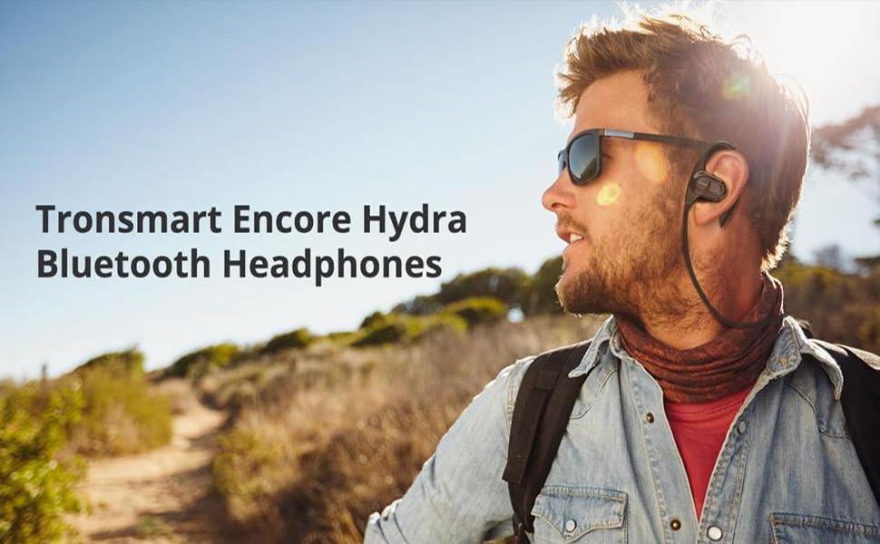 Tronsmart HYDRA waterproof bluetooth headphones