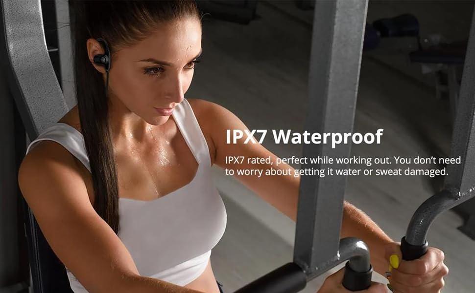 Tronsmart IPX7 earphones