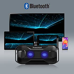 bluetooth speakers with lights