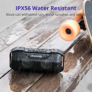 waterproof outdoor speaker with bluetooth wireless