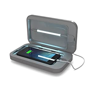 PhoneSoap Wireless- QI Wireless Charger & Sanitizer