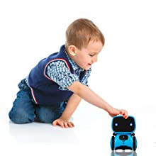Contixo R1 educational mini toy robot school learning speech voice control interactive touch