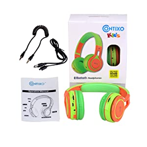Bluetooth Enabled, No More Cables! High Quality, Bluetooth Wireless Stereo Headphone Features include: