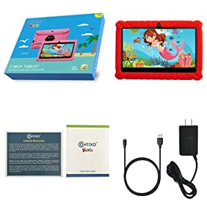 Amazon.com: Contixo Kids Tablet K2 de 7
