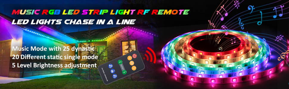 music led strip lights