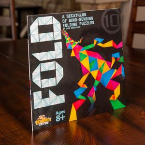 Amazon.com: Fat Brain Toys Fold Origami Brainteaser: Toys ...