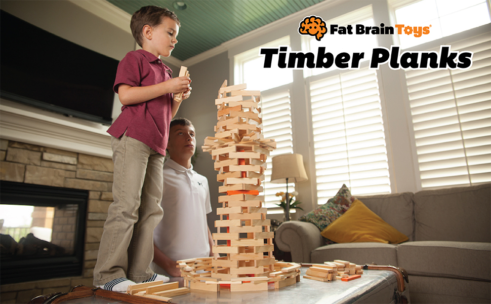 Image result for fat brain timber planks