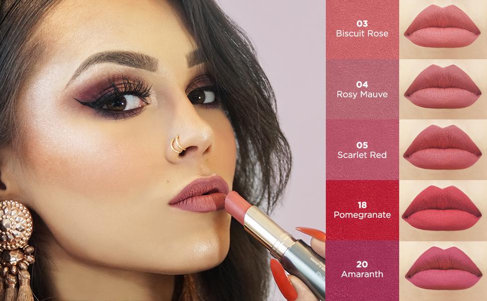 Amazon Com Kiko Milano New Unlimited Stylo 05 Long Lasting Creamy Lipstick With A Semi Matte Finish Made In Italy Beauty