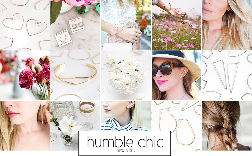 5aba3a019 Amazon.com: Humble Chic Open Cuff Bracelet for Women ...