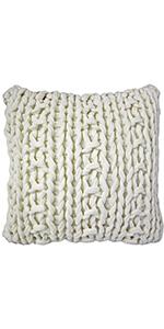 Knit Throw Pillows