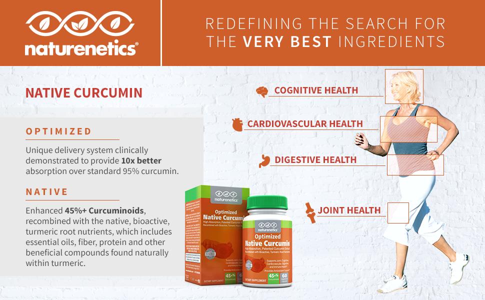 Amazon.com: Native Curcumin - Patented High Absorption Turmeric ...