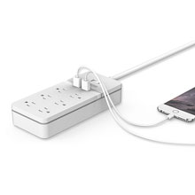 surge protector power strip with usb