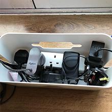 surge protector box