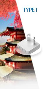 worldwide power adapter