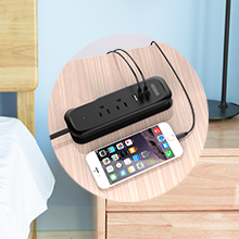 nightstand outlet with usb