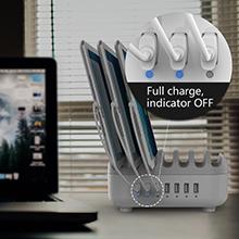 multiple usb charging station