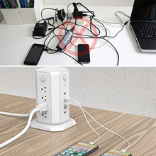 power strip 6 ft
