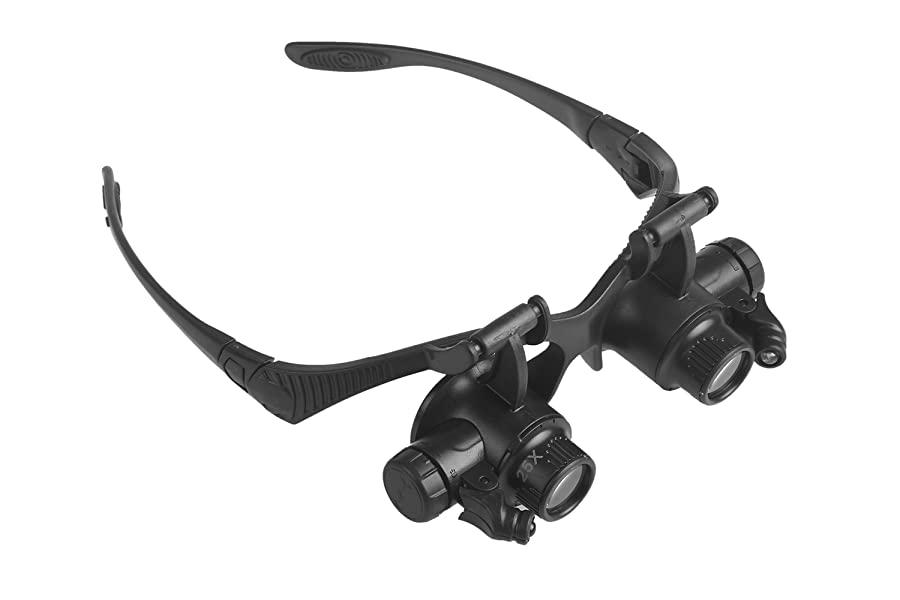 ae20530b18da Amazon.com  YouVogue Magnifying Glasses with LED Headlamp and ...