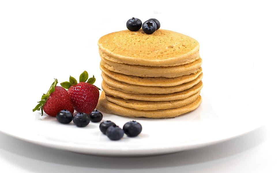 MuffinElse Paleo Pancake & Waffle Mix - Certified Paleo ...