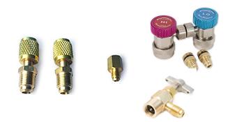 AC recharging tool kit accessories