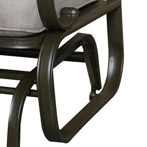 Amazon.com: Kozyard - Silla mecedora para exteriores: Jardín ...