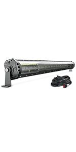 43 inch led light bar