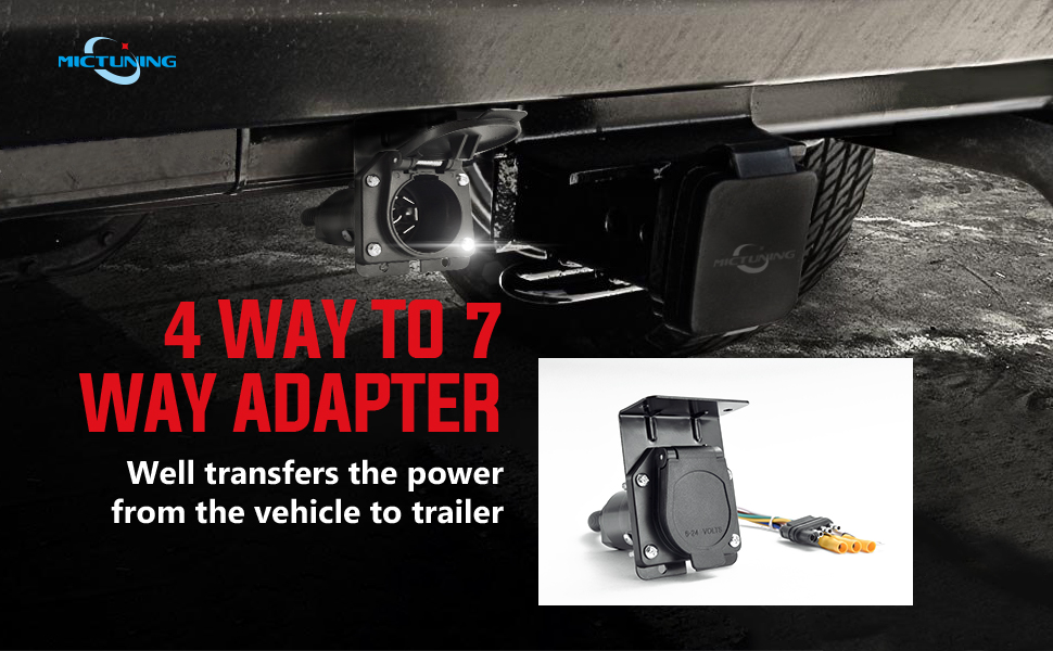 trailer wire adapter