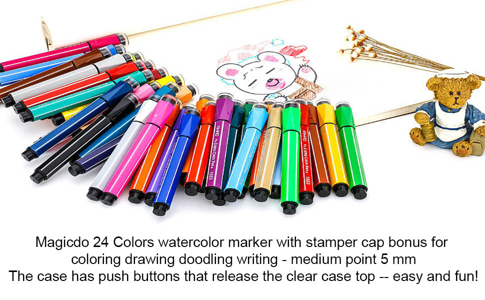 Kids Markers