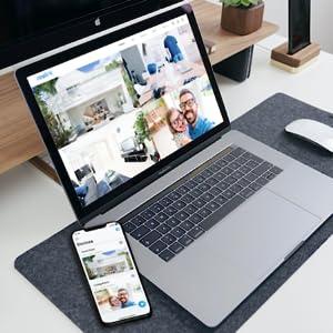 bilgisayar ve telefon erişimi