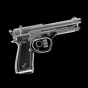 1pc zinc alloy trigger lock with 2 keys fits pistols rifles shotguns T es T lp