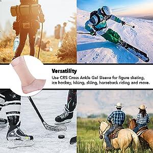 ice hockey pads