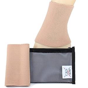 CRS Cross Ankle Gel Sleeve