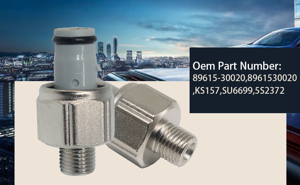 89615-30020 Knock Sensor Compatible with Toyota Cressida Celica ...