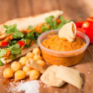 Veggicopa Hummus Dips