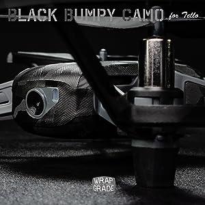black bumpy camo