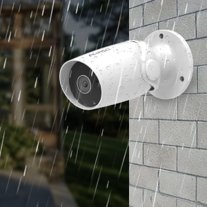 Waterproof Camera for Home Security 1080P