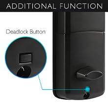 smart lock deadbolt