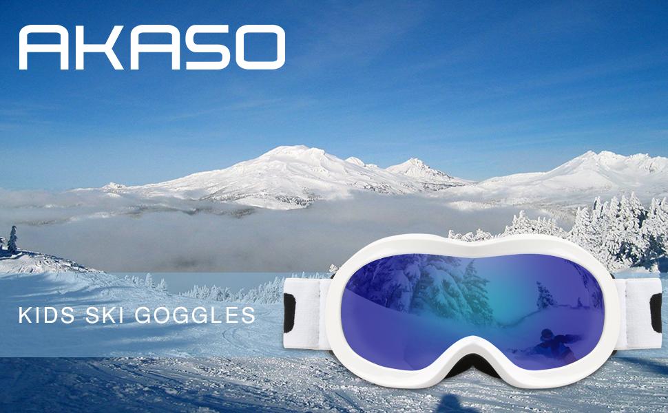 72cff5ae1f Kids Ski Goggles