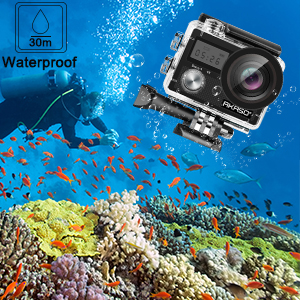 waterproof camera, underwater camera, diving