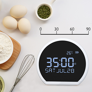 Timer for Cooking Clock