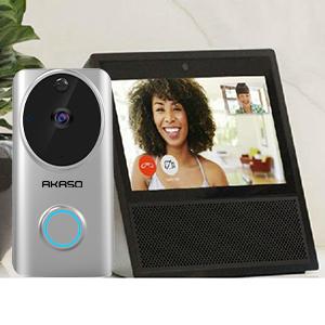 doorbell camera works with Alexa Echo