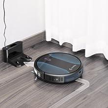 Self Charging Robotic Vacuum Cleaner