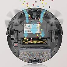 R500 R550 Robot Vacuum Cleaner Shop Coredy