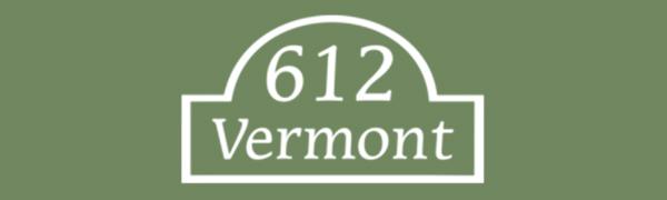 612 Vermont Logo