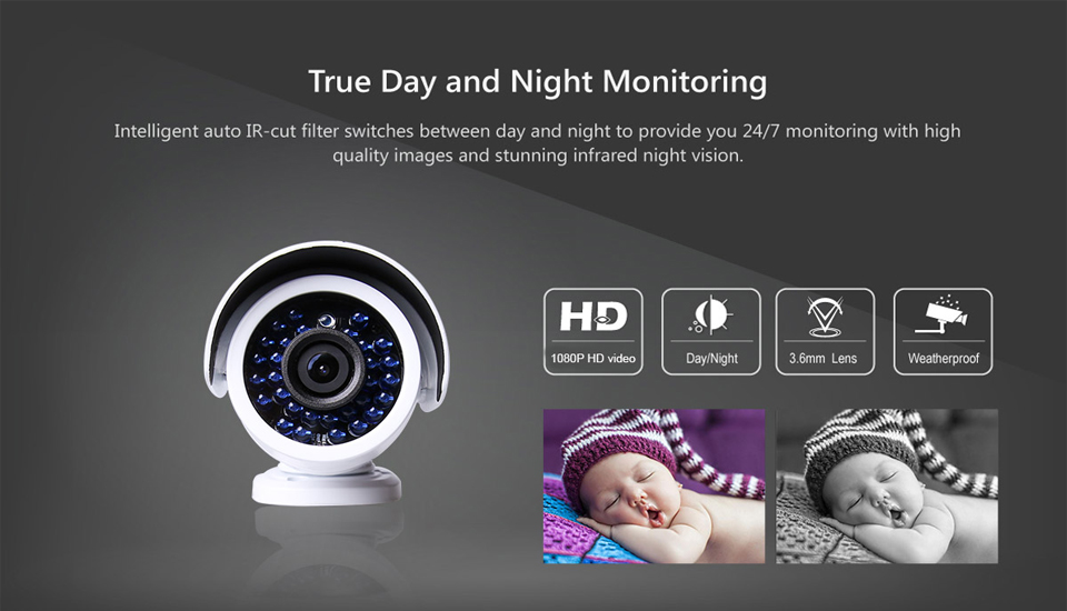 Anywhere Anytime Surveillance Home Security