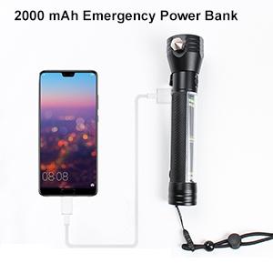 Amazon.com: Lebote - Linterna de coche con luz LED brillante ...